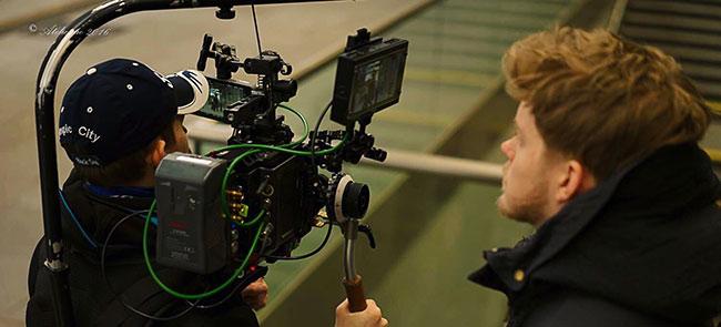 Видеограф в Праге