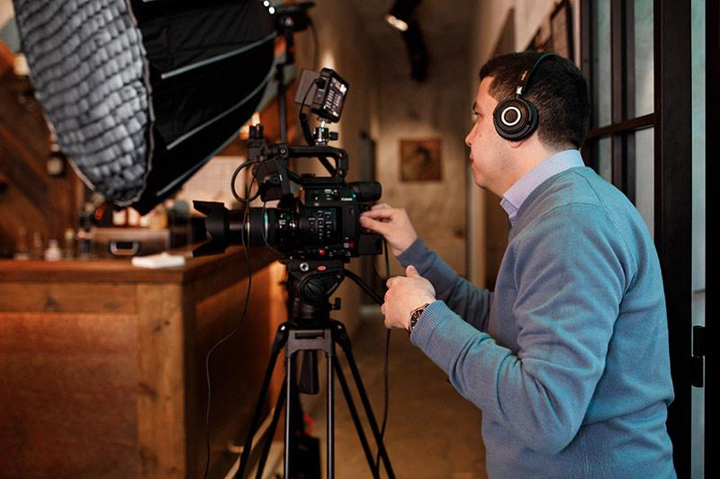 Camera Crew in Czech Republic