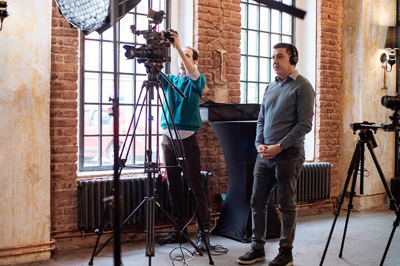 Video Shooting in Prague