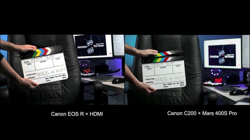 Atem mini pro iso wireless video system hdmi test