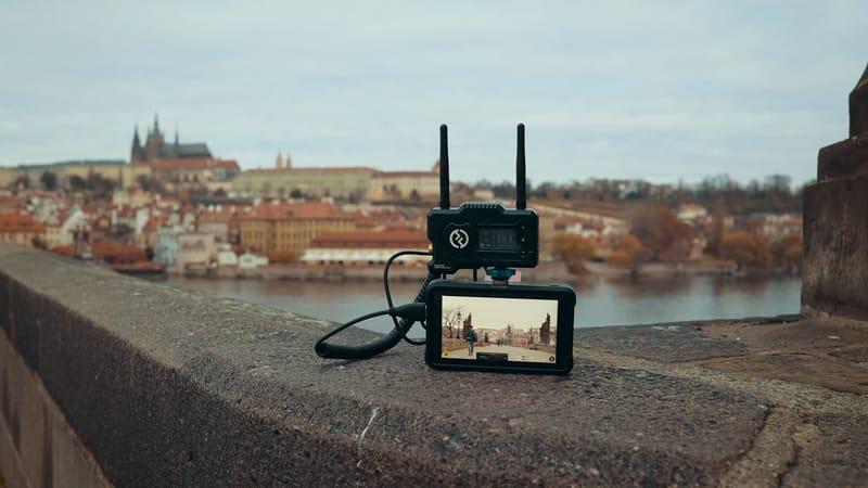 Hollyland Mars 400S Pro reciver-photo video production prague